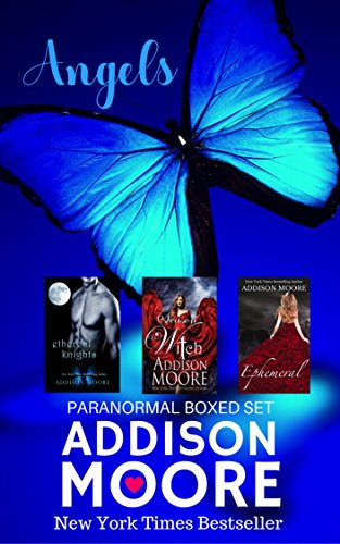 Angels: A Paranormal Boxed Set