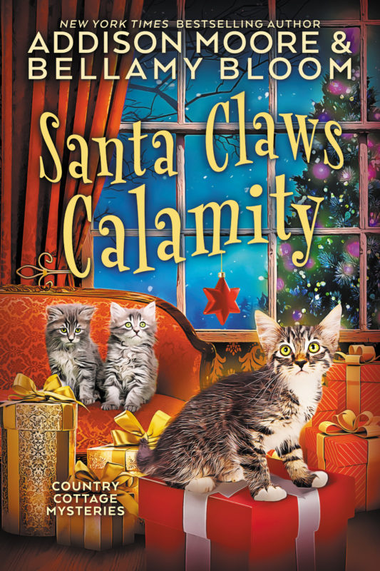 Santa Claws Calamity (Country Cottage Mysteries 3)