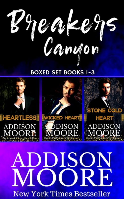 Breakers Canyon Boxed Set