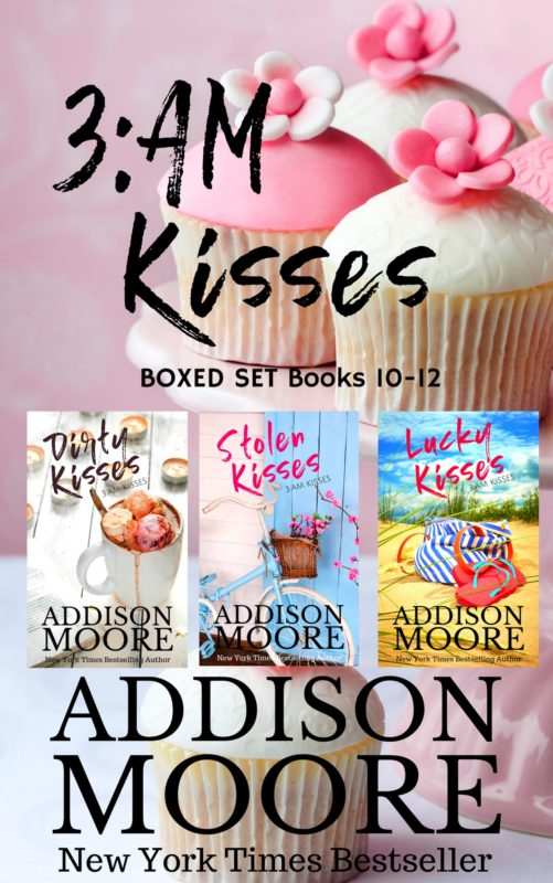 3:AM Kisses Boxed Set Books 10-12