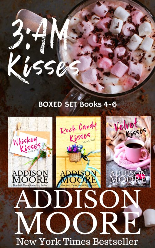 3:AM Kisses Boxed Set Books 4-6