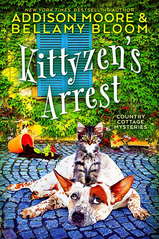 Kittyzen's Arrest (Country Cottage Mysteries 1)