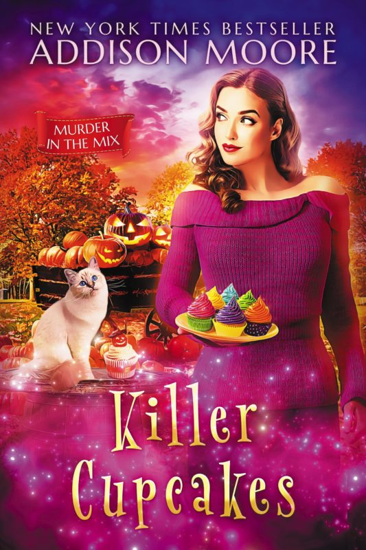 Killer Cupcakes (Murder in the Mix 14)