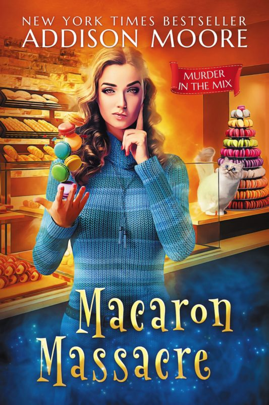 Macaron Massacre (Murder in the Mix 10)