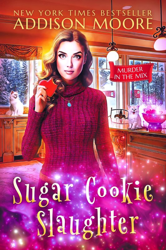 Sugar Cookie Slaughter (Murder in the Mix 18)