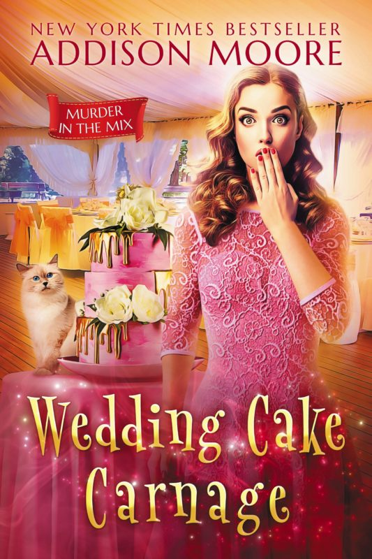Wedding Cake Carnage (Murder in the Mix 11)