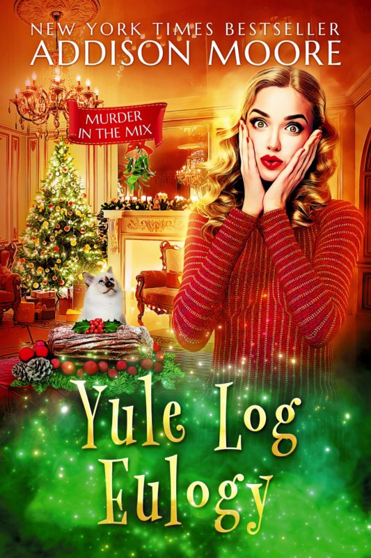 Yule Log Eulogy (Murder in the Mix 16)