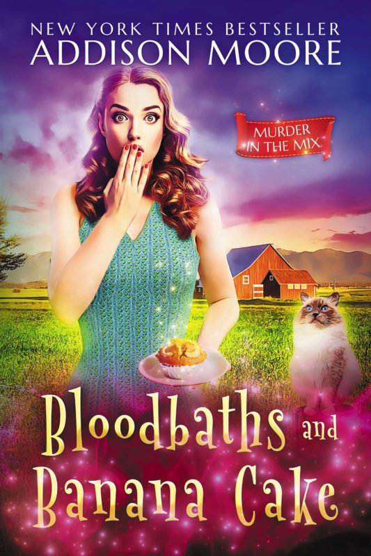 Bloodbaths and Banana Cake (Murder in the Mix 7)