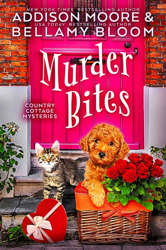 Murder Bites (Country Cottage Mysteries 5)