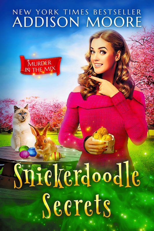 Snickerdoodle Secrets (Murder in the Mix 20)