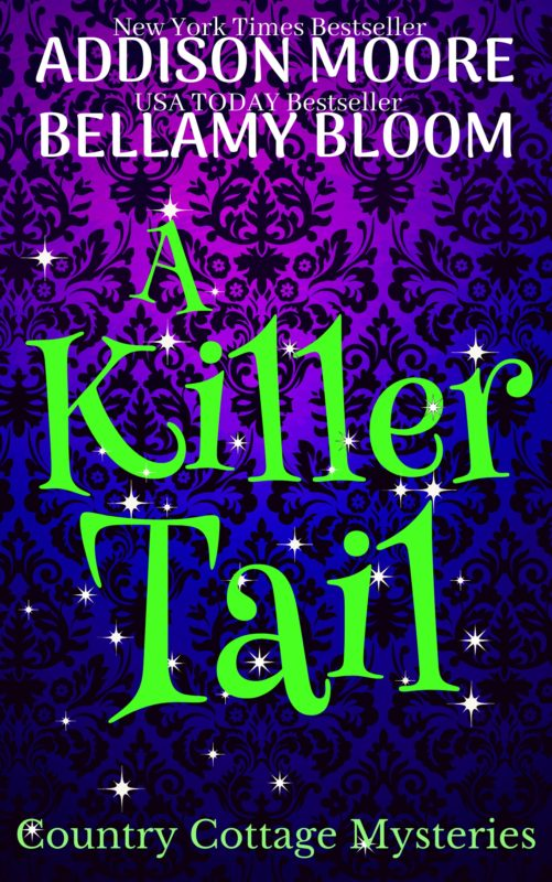 A Killer Tail (Country Cottage Mysteries 7)