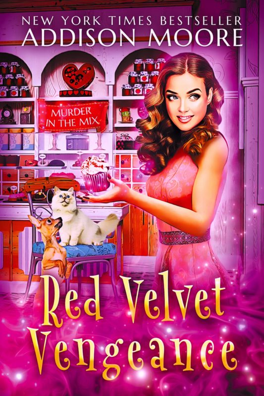 Red Velvet Vengeance (Murder in the Mix 6)