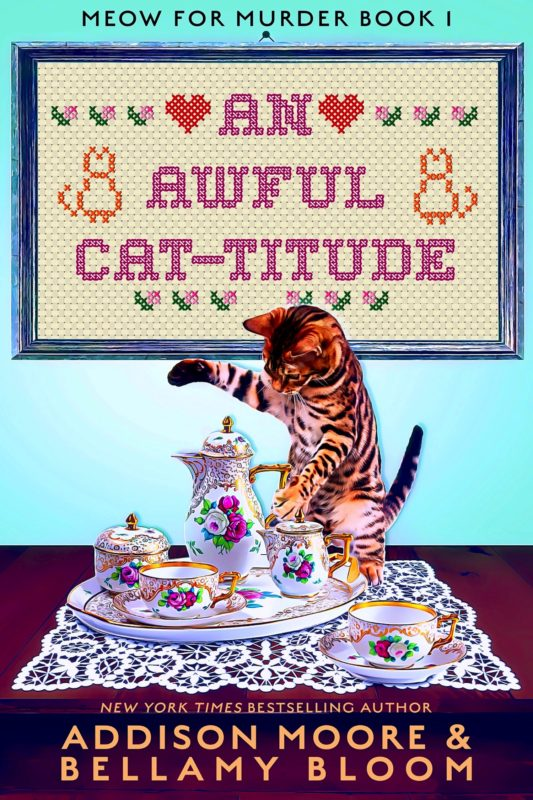An Awful Cat-titude (Meow for Murder)